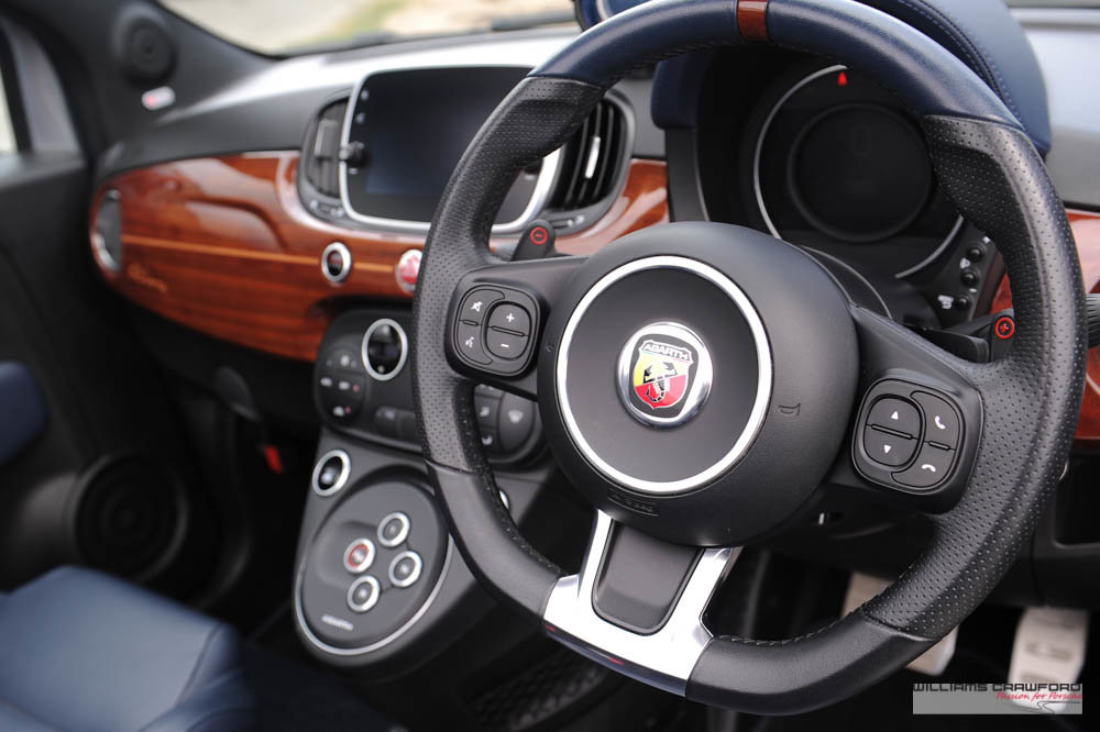 2018 RESERVED - Abarth 695 Rivale convertible auto SOLD (picture 4 of 6)