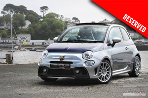 2018 RESERVED - Abarth 695 Rivale convertible auto SOLD