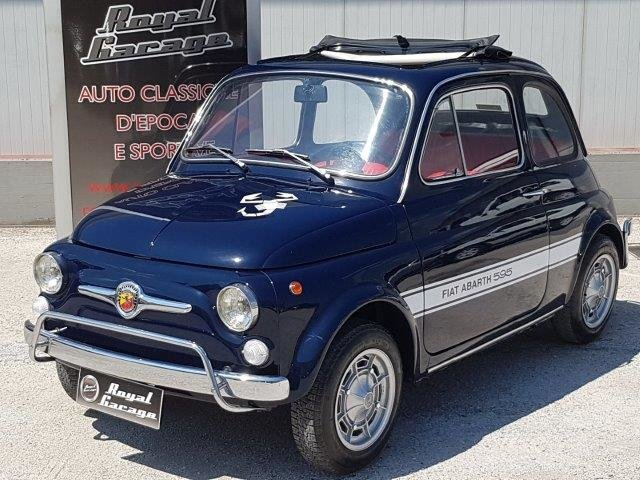 1970 ABARTH 595 -AUTHENTIC For Sale (picture 1 of 6)