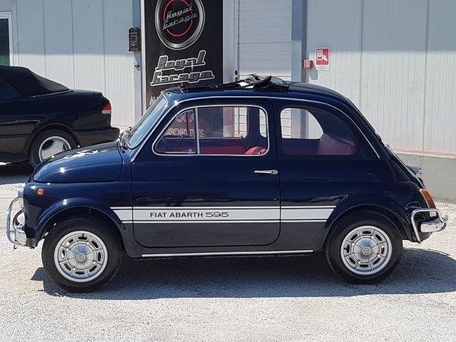 1970 ABARTH 595 -AUTHENTIC For Sale (picture 2 of 6)