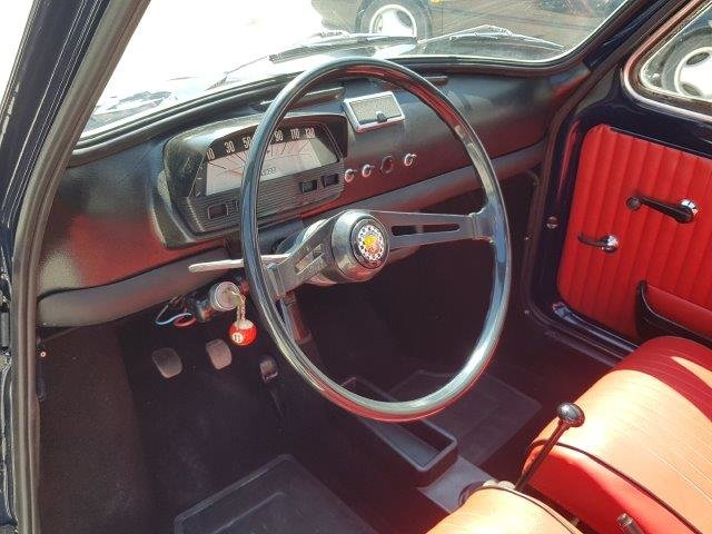 1970 ABARTH 595 -AUTHENTIC For Sale (picture 4 of 6)