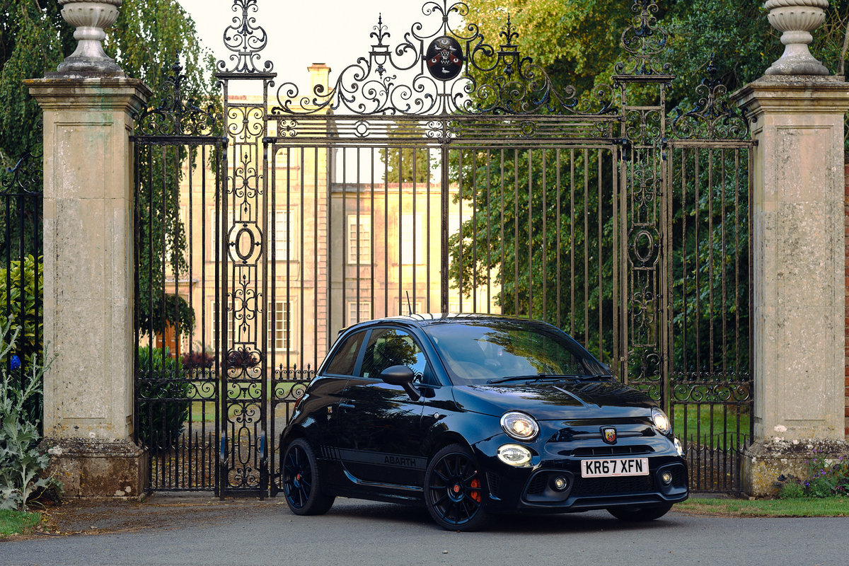 2017 Abarth 595 , 1 owner, FDSH For Sale (picture 2 of 6)