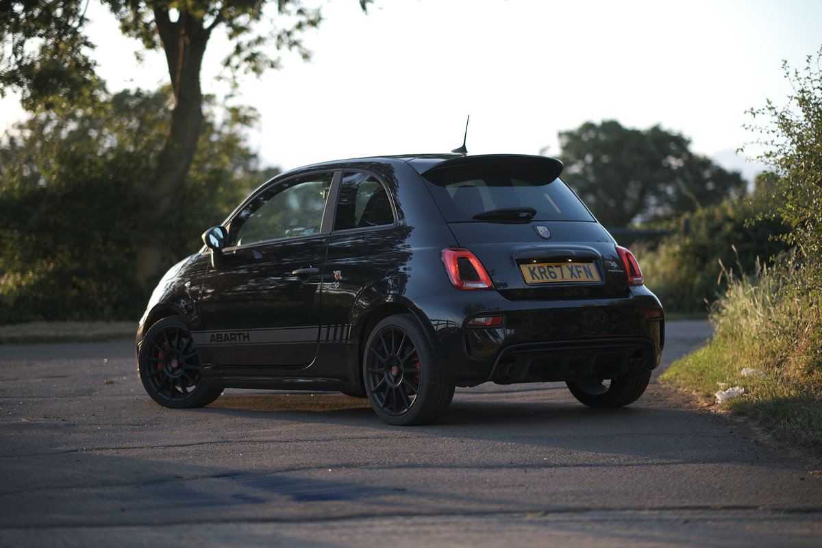 2017 Abarth 595 , 1 owner, FDSH For Sale (picture 5 of 6)