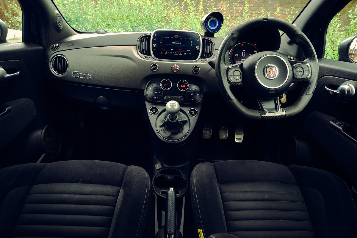 2017 Abarth 595 , 1 owner, FDSH For Sale (picture 6 of 6)