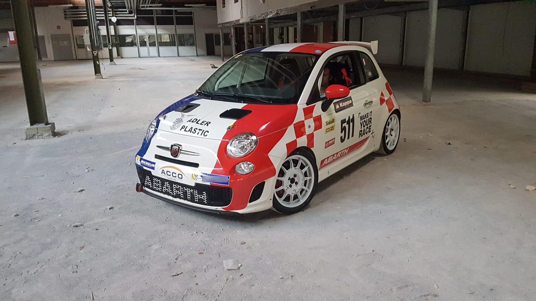 2009 Abarth 595 For Sale (picture 1 of 6)