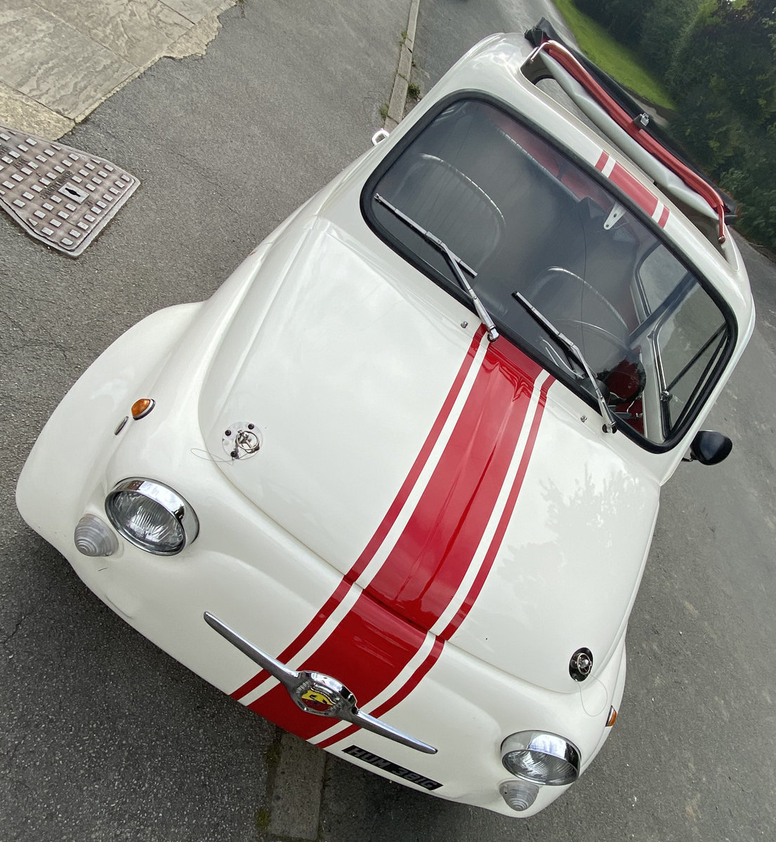 1968 Fiat 500 Abarth For Sale (picture 1 of 6)