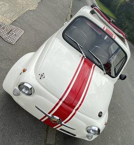 1968 Fiat 500 Abarth
