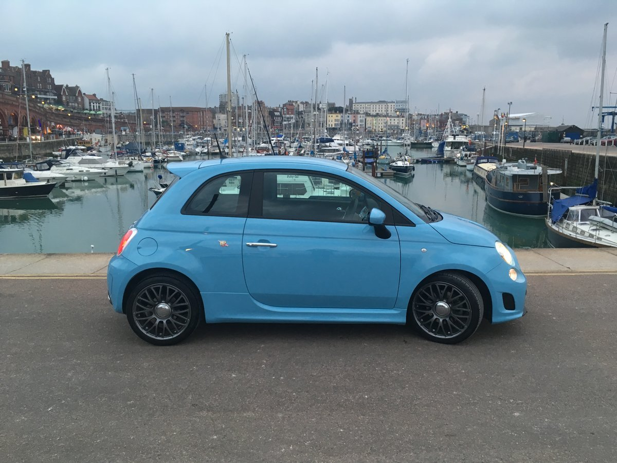 2013 Abarth, low miles. For Sale (picture 1 of 6)