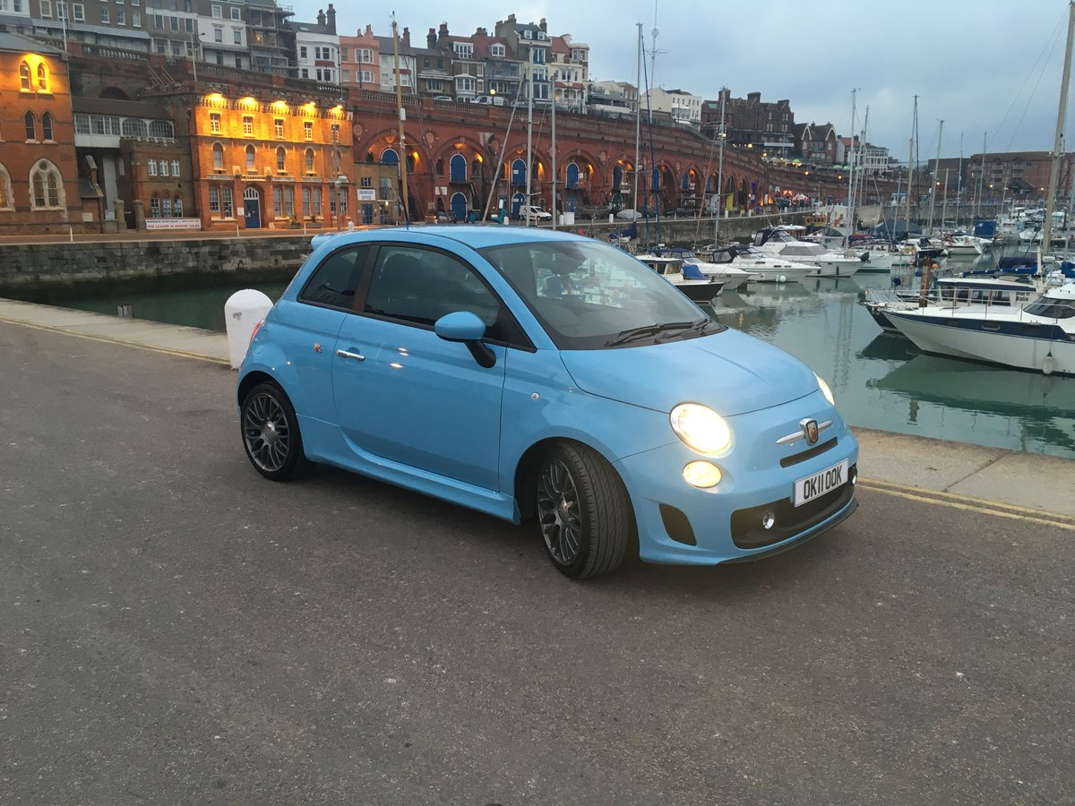 2013 Abarth, low miles. For Sale (picture 2 of 6)