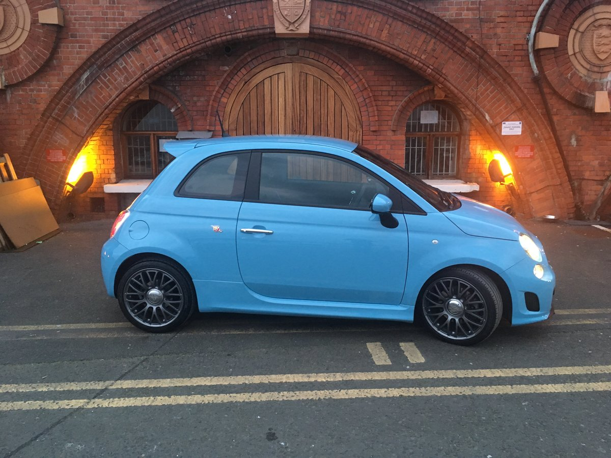 2013 Abarth, low miles. For Sale (picture 4 of 6)