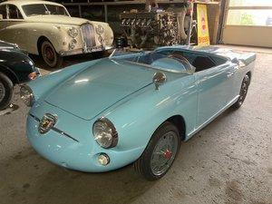 Abarth Allemano 4 cyl. 750cc  1959