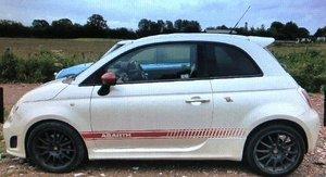 FIAT 500 1.4 Lounge 100hp