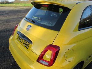 Picture of 2017 Abarth 595 Tjet 144 bhp low milage/sat nav