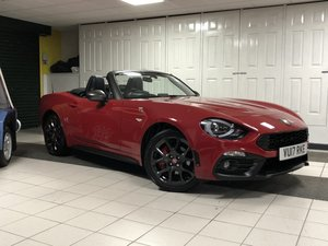 Picture of 2017 fiat Abarth  124 Spider Roadster