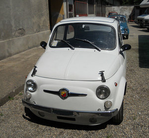 Picture of 2000 Replica 695 Abarth on Fiat 500L base For Sale