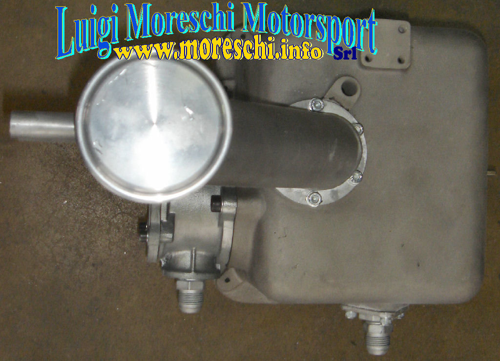 1963 Abarth Simca / OT magnesium oil tank For Sale (picture 7 of 12)