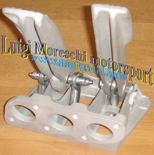 1964 Magnesium pedals type Abarth / Osella For Sale (picture 2 of 6)