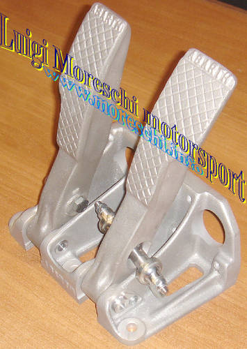 1964 Magnesium pedals type Abarth / Osella For Sale (picture 3 of 6)