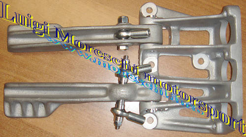 1964 Magnesium pedals type Abarth / Osella For Sale (picture 4 of 6)