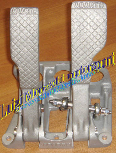 1964 Magnesium pedals type Abarth / Osella For Sale (picture 5 of 6)