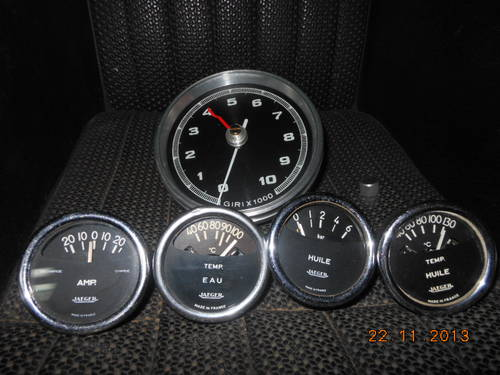 1965 Abarth original parts For Sale (picture 1 of 6)