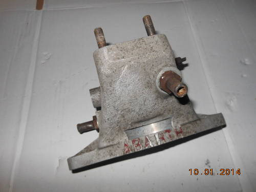 1965 Abarth original parts For Sale (picture 4 of 6)