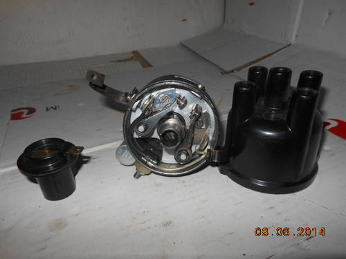 1960 Fiat Abarth original parts For Sale (picture 1 of 6)
