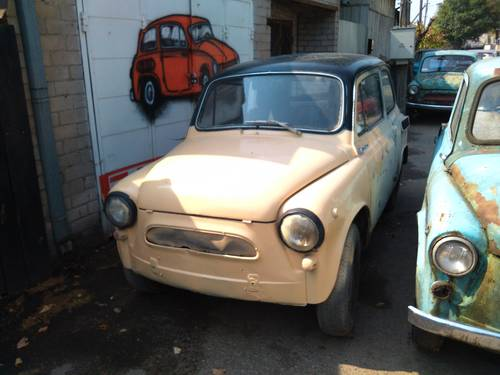 1964 ZAZ SAPO saporozhets 965 for sale For Sale (picture 1 of 6)
