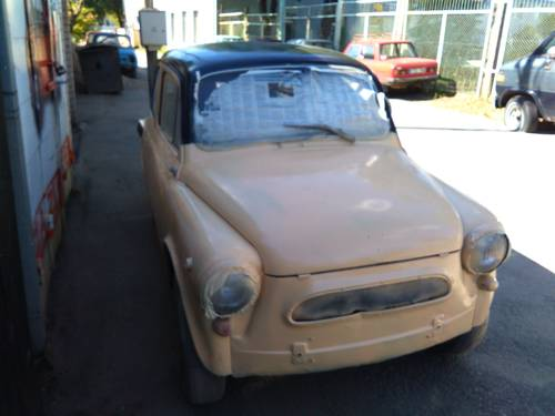 1964 ZAZ SAPO saporozhets 965 for sale For Sale (picture 2 of 6)