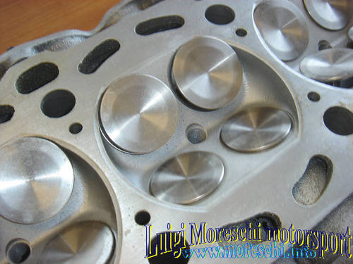 1969 Abarth 4-valve cylinder head complete For Sale (picture 5 of 6)