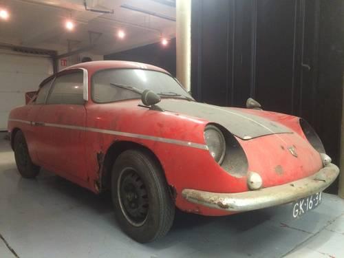 1960 Fiat Abarth 850 Zagato BarnFind!!! For Sale (picture 1 of 6)