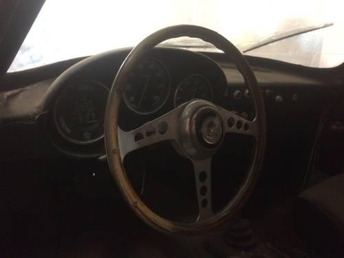 1960 Fiat Abarth 850 Zagato BarnFind!!! For Sale (picture 3 of 6)
