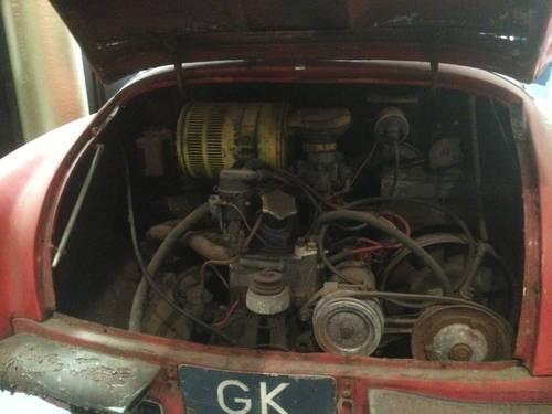 1960 Fiat Abarth 850 Zagato BarnFind!!! For Sale (picture 5 of 6)