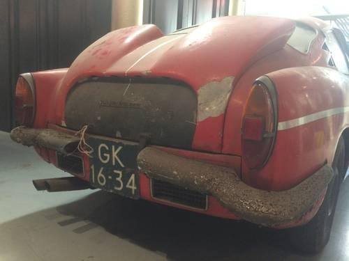 1960 Fiat Abarth 850 Zagato BarnFind!!! For Sale (picture 6 of 6)