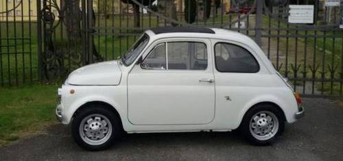 1965 Abarth 595 ALL ORIGINAL For Sale (picture 3 of 4)