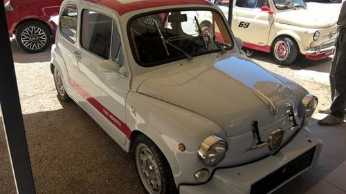1965 Abarth 1000 TCR CUSTOM in Like New Condition For Sale (picture 1 of 6)