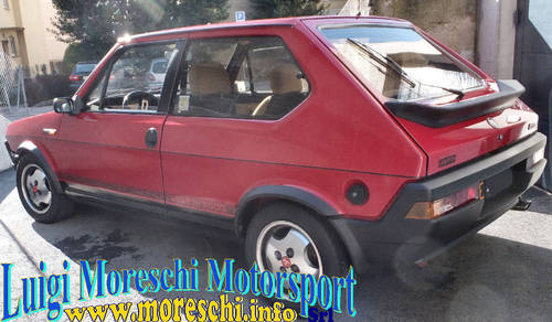 1983 FIAT Strada Abarth 125 TC For Sale (picture 4 of 6)