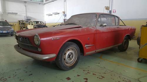 ORIGINAL 1962 Abarth 2300 ONLY A FEW LEFT IN THE WORLD For Sale (picture 1 of 6)