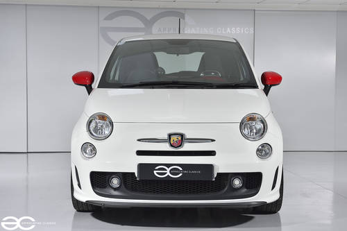 2015 Fiat / Abarth 500 Tjet 135bhp - 12K Miles - Stunning Example SOLD (picture 1 of 6)