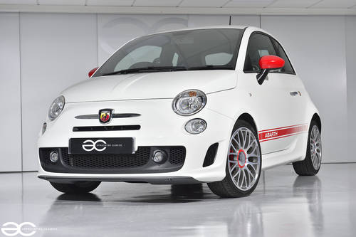 2015 Fiat / Abarth 500 Tjet 135bhp - 12K Miles - Stunning Example SOLD (picture 2 of 6)
