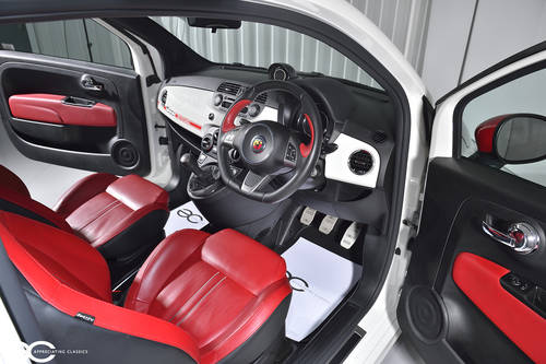 2015 Fiat / Abarth 500 Tjet 135bhp - 12K Miles - Stunning Example SOLD (picture 5 of 6)