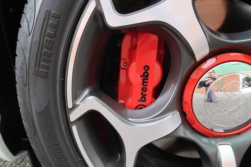 2012 Abarth Fiat Punto Evo 1.4 3dr LOW MILEAGE SOLD (picture 4 of 6)