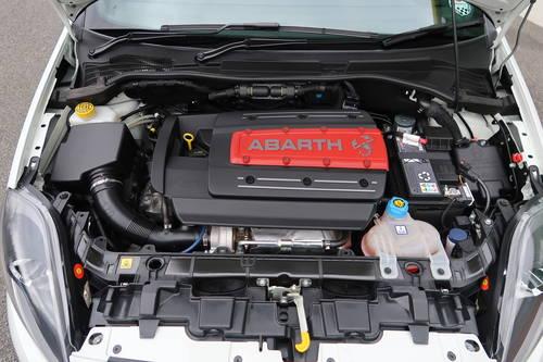 2012 Abarth Fiat Punto Evo 1.4 3dr LOW MILEAGE SOLD (picture 6 of 6)