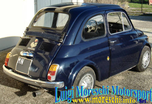 1975 Abarth 695 SS For Sale (picture 4 of 6)