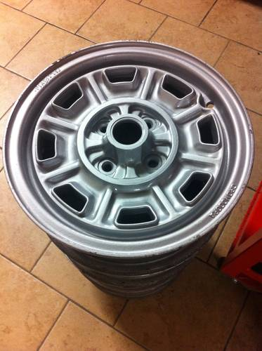 Cromodora wheels for Abarth For Sale (picture 1 of 6)