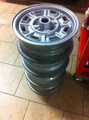 Cromodora wheels for Abarth For Sale (picture 3 of 6)