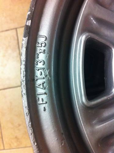 Cromodora wheels for Abarth For Sale (picture 5 of 6)