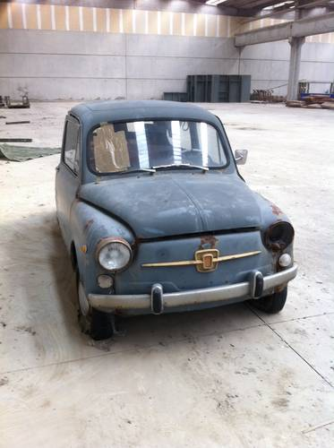 1970 Abarth 1000 TC Fanalone look a like For Sale (picture 1 of 4)