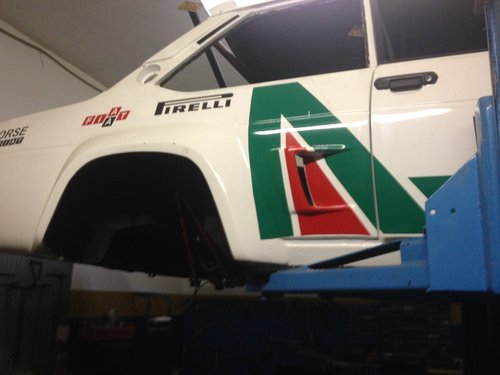 1977 replica 131 abarth For Sale (picture 1 of 1)