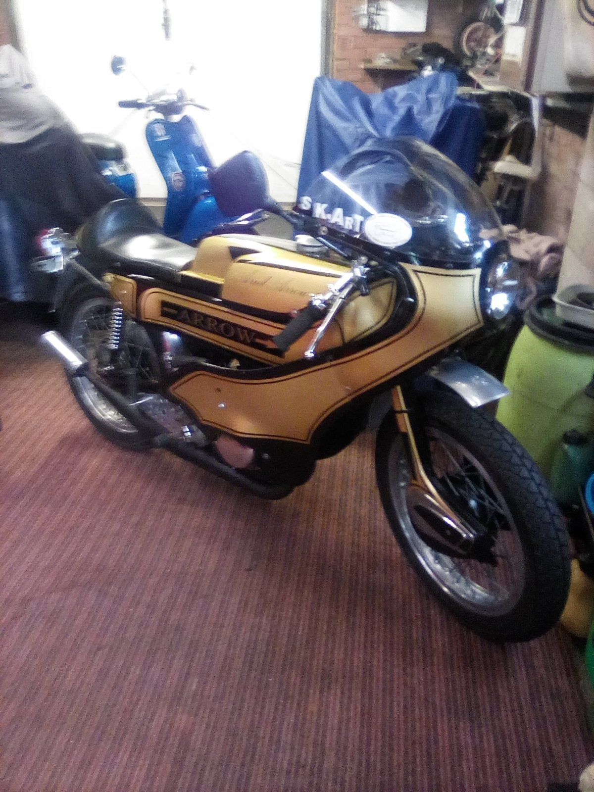 Arrow 250cc